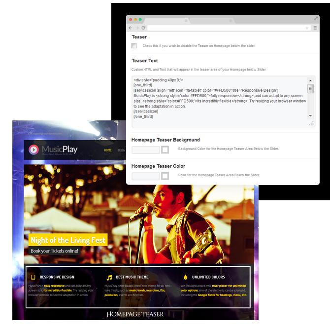 Home Page Te